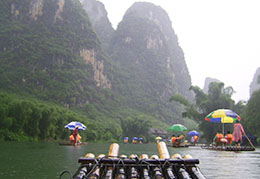 Guilin 72h Visa Free