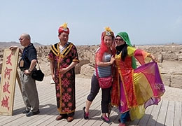 The Grand Silk Road Adventure In Full